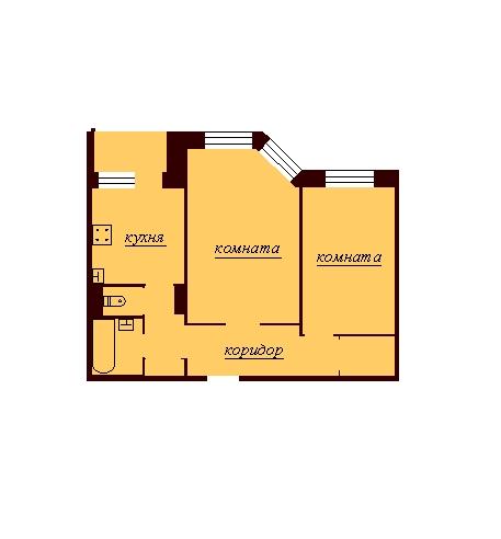 квартира-24604